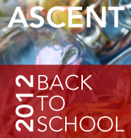ASCENT Back to School 2012 Cover