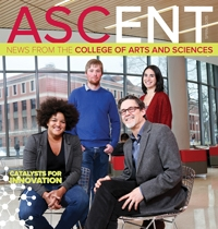 Spring 2015 ASCENT cover.