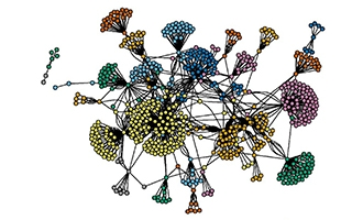 Darknet drug network visualization
