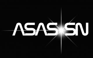 ASAS-SN Black Glow
