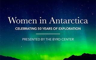 Women in Antarctica: Celebrating 50 Years of Exploration