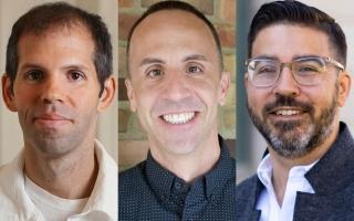 Matt Anderson, Ryan Friedman, Clayton Howard