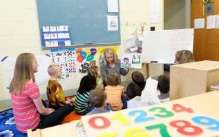 Preschoolers and numbers