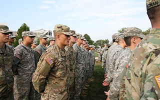 The Ohio State University ROTC, 2017