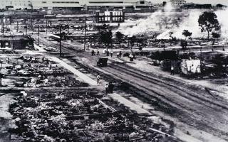 Aftermath of the Tulsa Race Massacre
