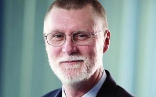 Bruce A. McPheron, Executive Vice President & Provost