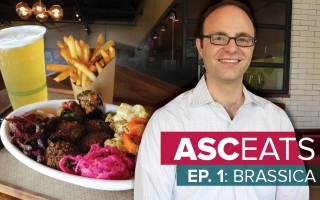 Brassica co-owner Sean Jones
