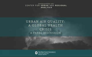 Air quality panel flyer