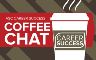 ASC Career Success Coffee Chat - event icon