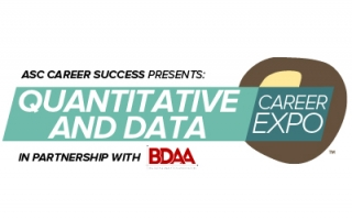 Quantitative Data Career Expo