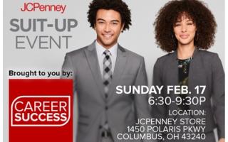 Suit UP Event Promo