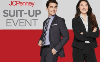 JCP Suit-Up event