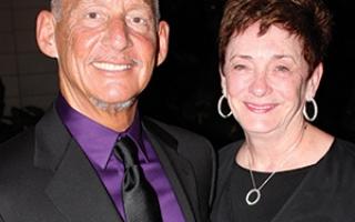 Keith and Linda Monda.