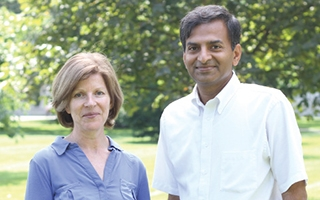 Amanda Simcox and Venkat Gopalan