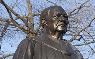 Thompson Statue