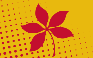 Buckeye Leaf graphic