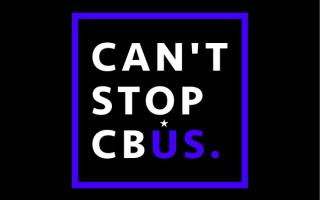 Can't Stop Columbus logo