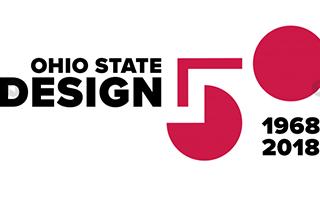 Design anniversary logo