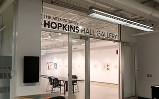 Hopkins Hall Gallery