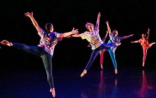 Dance concert image