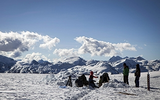 Glacier news image