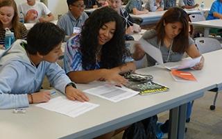 Humanities & Cognitive Sciences High School Summer Institute