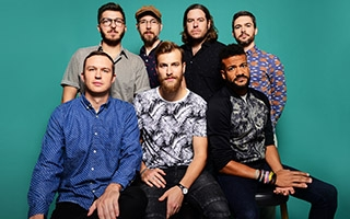 Huntertones band image