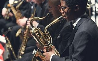 Jazz Saxophones