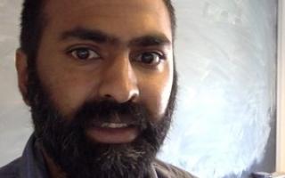 photo of Sanjeevi Krishnan, assistant professor, mathematics