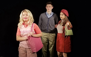 Cindy Tran Nguyen stars as Elle Woods in Legally Blonde, the Musical