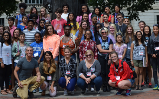 Summer Institute Group Photo