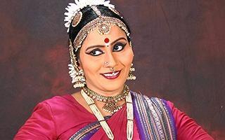 South Asian Dancer