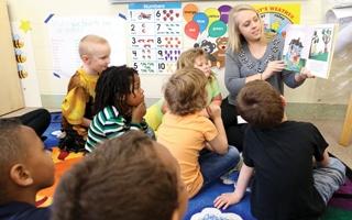 Hilltop Preschoolers