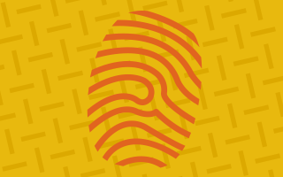Thumbprint icon
