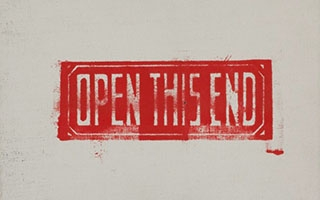 Andy Warhol, Open this End