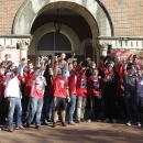 Men's Glee Club, 2015 Homecoming Tailgate