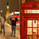 O-H-I-O, London phonebooth