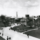 The Oval, 1920's
