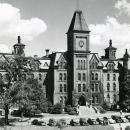 University Hall, 1946