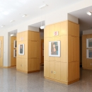 Global Gallery on first floor