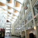 Physics Research Building atrium