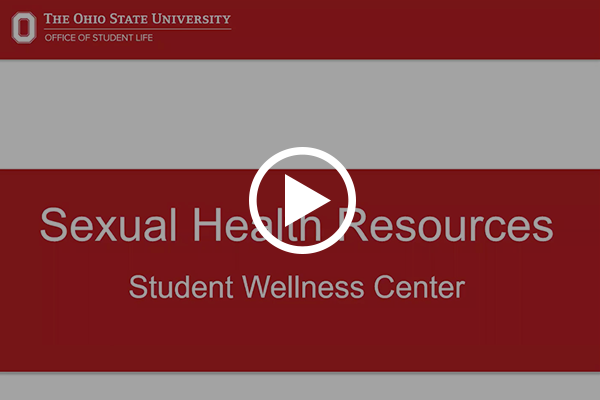 Sexual Health Resources Video